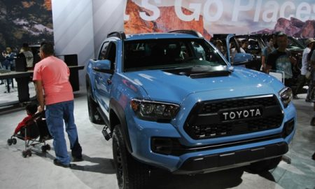 2019 Toyota Tacoma TRD Pro Voodoo Blue