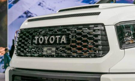 2019 Toyota Tundra TRD Pro Grill Canada