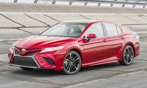 2020 Toyota Camry Hybrid Release Date