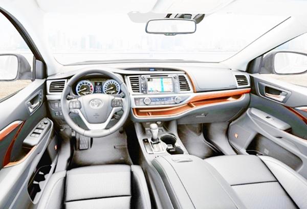 2020 Toyota Highlander Hybrid Review Canada