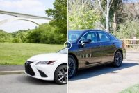 2019 Toyota Avalon VS 2019 Lexus ES 350 Review