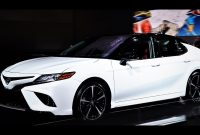 2019 Toyota Camry Hybrid XSE Release Date Canada