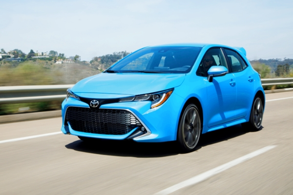 2019 Toyota Corolla Hatchback Specs Review Canada