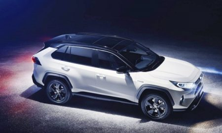2019 Toyota RAV4 Hybrid MPG United Kingdom