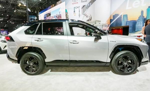 2019 Toyota RAV4 Hybrid XSE Release Date