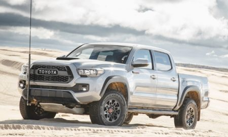 2019 Toyota Tacoma Limited Diesel USA