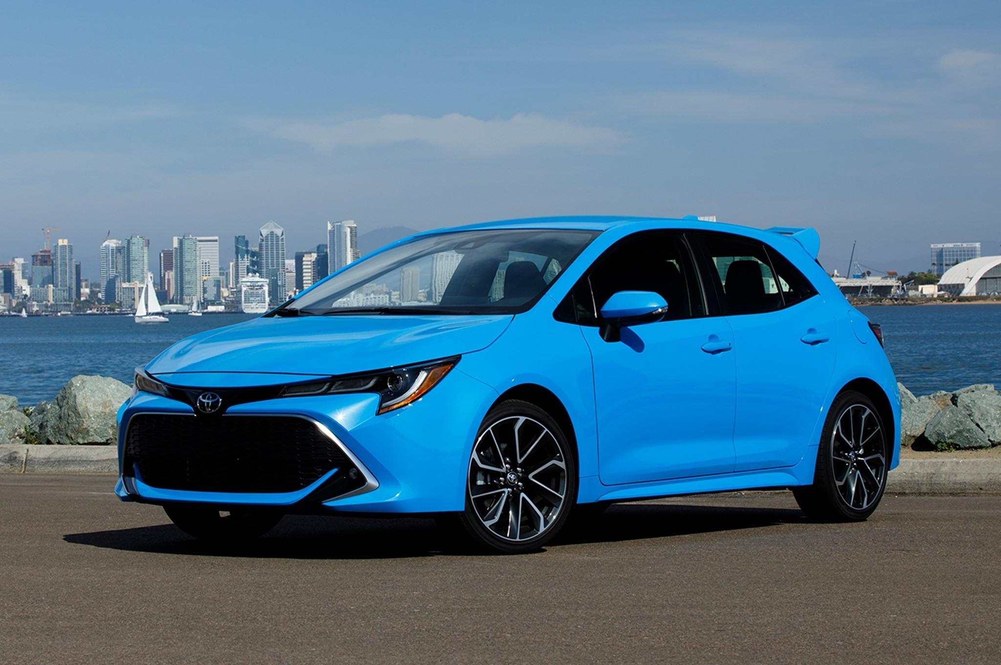 2019 Toyota Corolla Specs Release Date United Kingdom