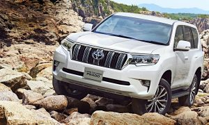 2019 Toyota Land Cruiser UTE Prado Review