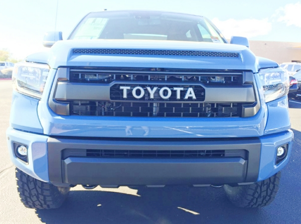 2019 Toyota 4Runner TRD Pro Voodoo Blue Review