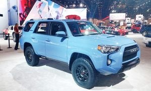 2019 Toyota 4Runner TRD Pro Voodoo Blue Review