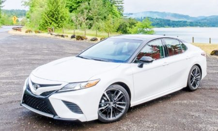 2019 Toyota Camry XSE V6 Release Date Canada
