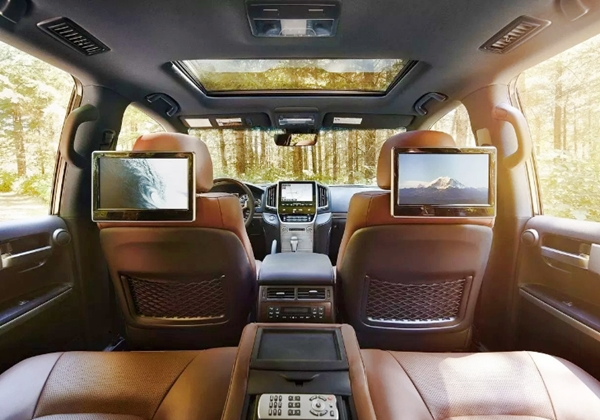 2019 Toyota Land Cruiser 200 Prado Redesign