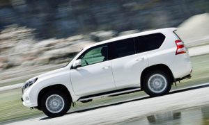 2019 Toyota Land Cruiser 200 Prado Redesign
