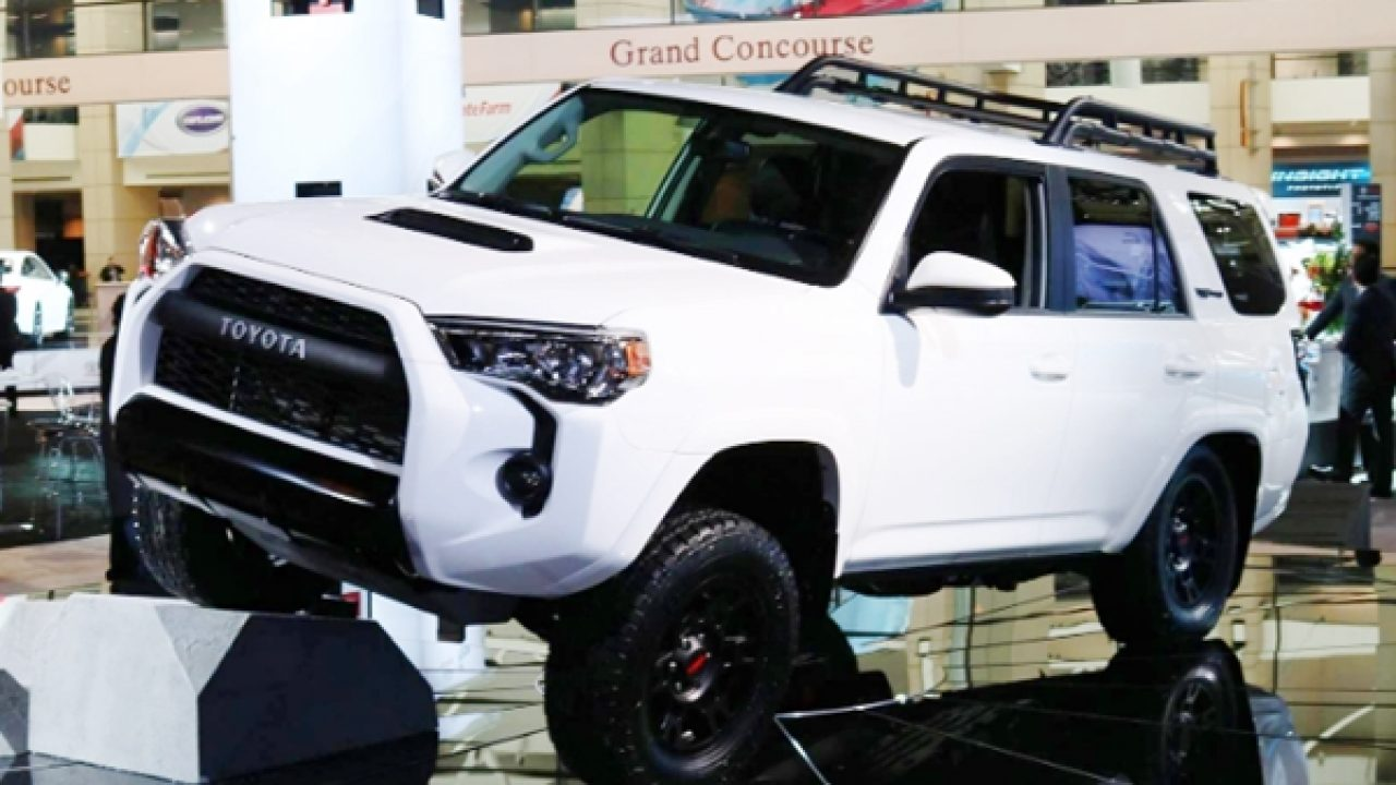 2020 Toyota 4runner Trd Pro Limited Review Toyota Cars Models