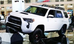 2020 Toyota 4Runner TRD Pro Limited Review