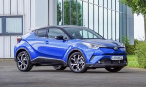 2020 Toyota C-HR Hybrid Review Canada