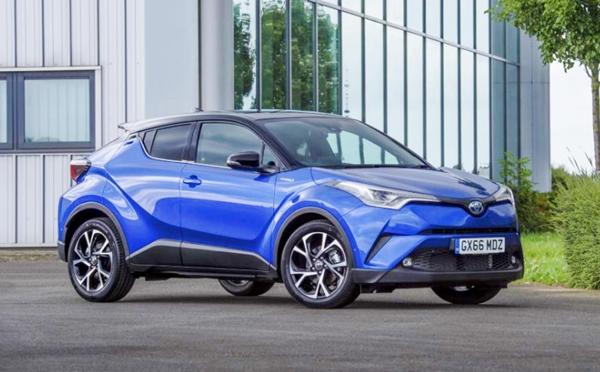 2020 Toyota C-HR Hybrid Review Canada