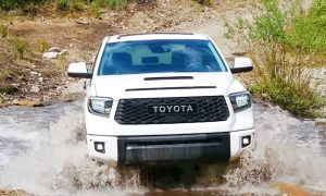 2020 Toyota Tundra TRD Pro Hybrid Review
