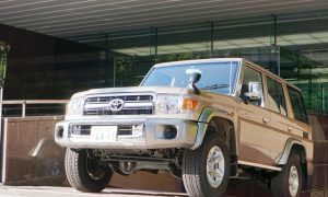 2020 Toyota Land Cruiser 70 Series Review Canada