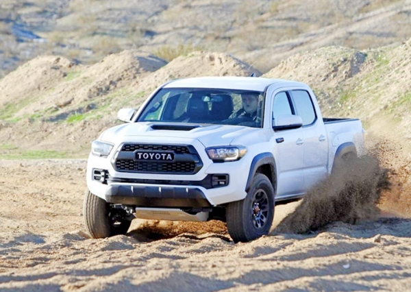2020 Toyota Tacoma TRD Pro Redesign