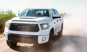 2020 Toyota Tundra TRD Pro Hybrid Redesign