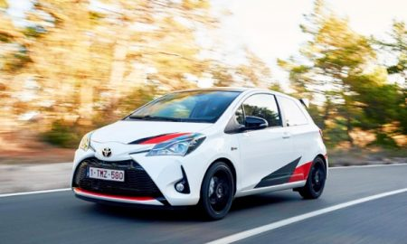 2020 Toyota Yaris GRMN Hatchback Review