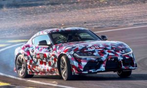 2019 Toyota Supra Concept Price Review