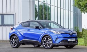 2020 Toyota C-HR Hybrid USA Review