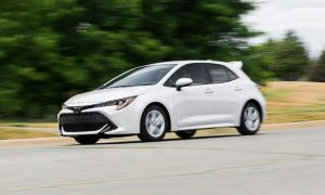 2020 Toyota Corolla Hatchback XSE Specs Review