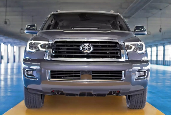 2020 Toyota Sequoia TRD Sport Review