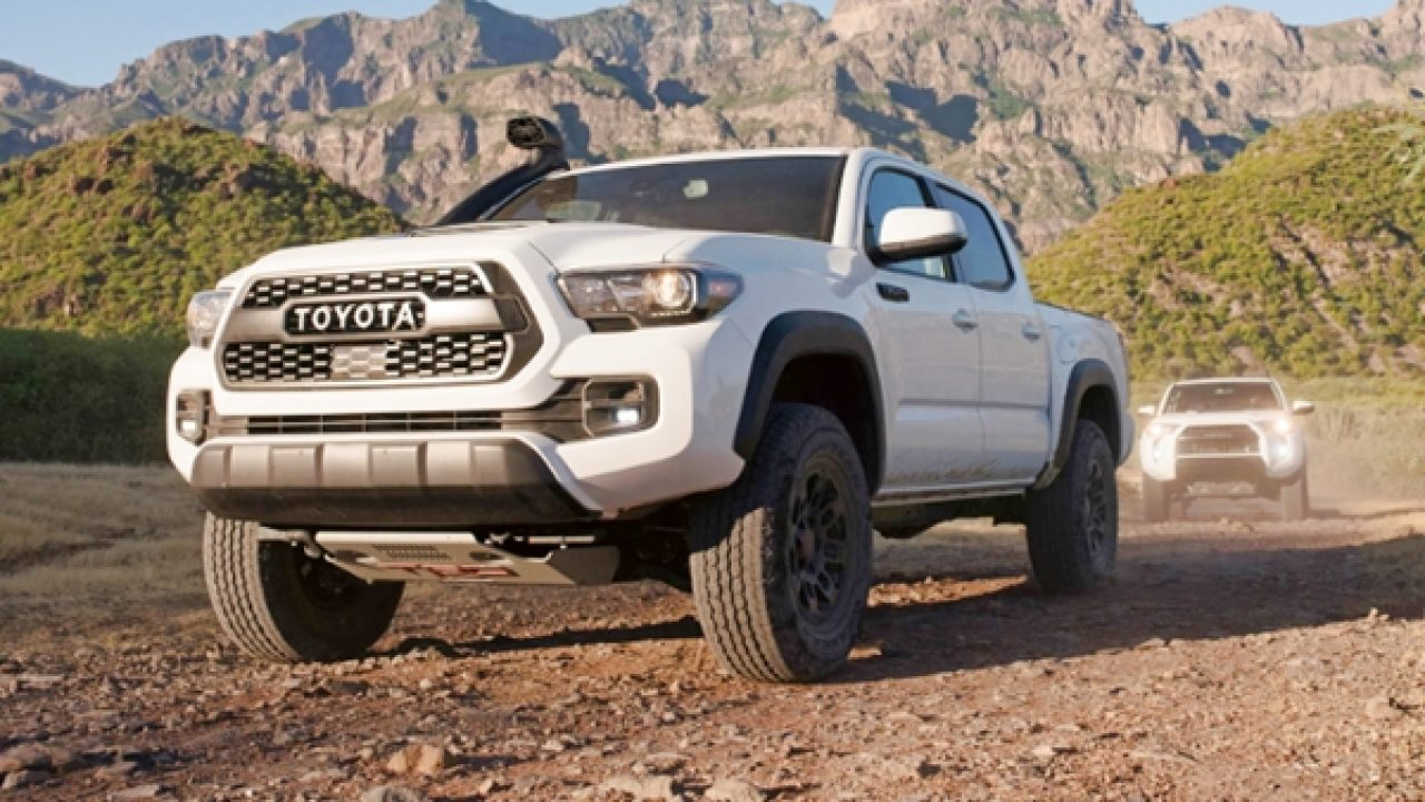 2020 Toyota Tacoma Diesel Trd Pro Redesign