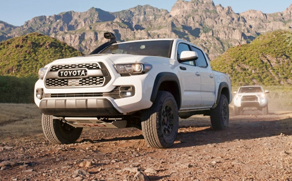 2020 Toyota Tacoma TRD Pro Diesel Canada Review