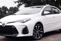 2019 Toyota Corolla Altis Sedan Canada Review