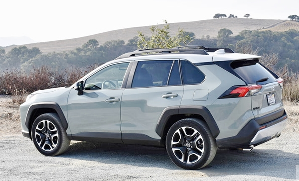 2020 Toyota RAV4 Hybrid MPG Review