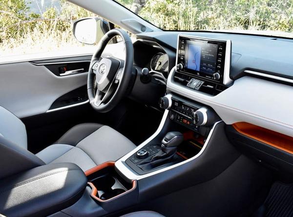2020 Toyota RAV4 Hybrid MPG Review