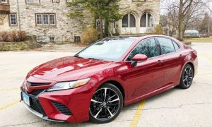 2019 Toyota Camry XSE V6 Review