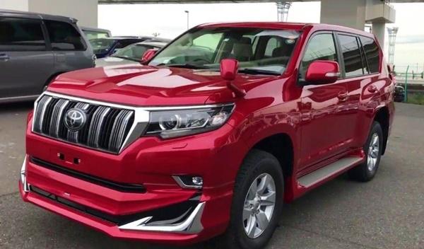 2019 Toyota Land Cruiser Prado Philippines