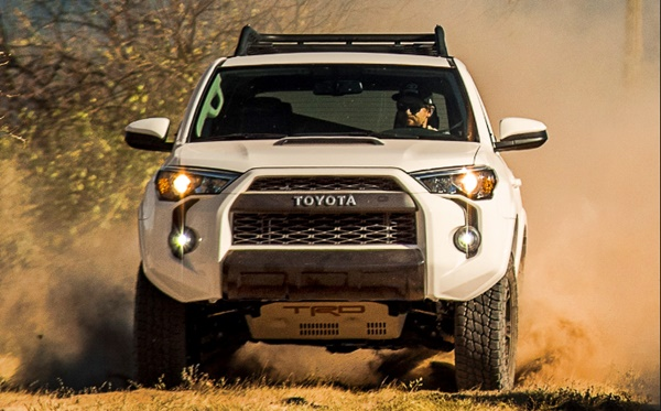 2020 Toyota 4Runner Diesel Redesign
