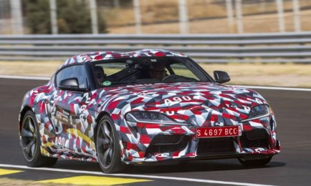 2020 Toyota Supra Leaked Release Date