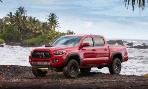 2020 Toyota Tacoma Hybrid Canada Review