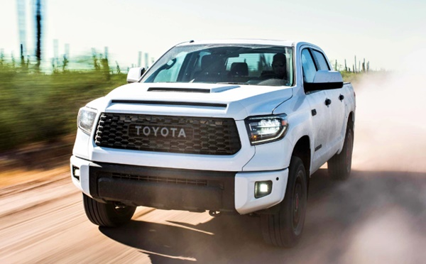 2020 Toyota Tundra TRD Pro Canada Review