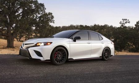 2020 Toyota Camry TRD Specs Review