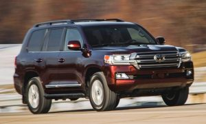 2020 Toyota Land Cruiser 300 Canada Review