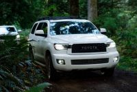 2020 Toyota Sequoia TRD Pro Canada Review