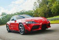 2020 Toyota Supra Top Speed Release Date