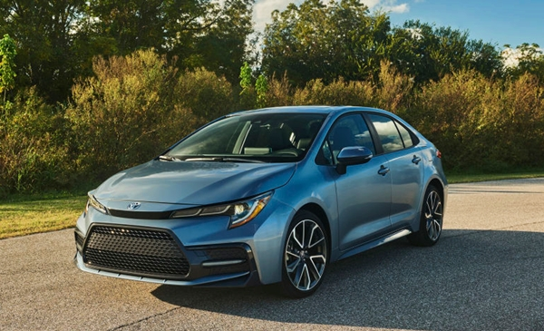 2020 Corolla Hybrid Hatchback Review and Price