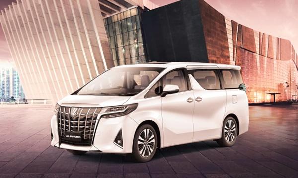2020 Toyota Alphard Singapore Review