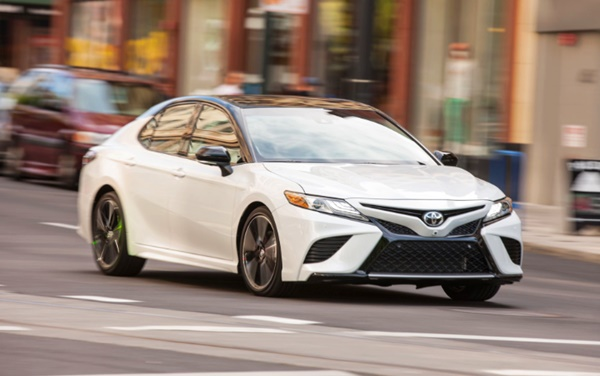 2020 Toyota Camry All Wheel Drive Review