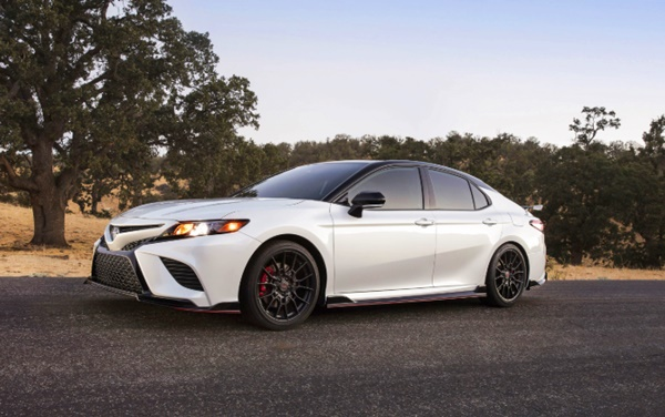 2020 Toyota Camry TRD Price and Release Date
