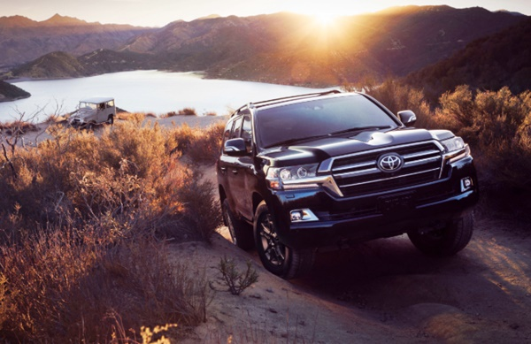 2020 Toyota Land Cruiser Heritage Edition Release Date